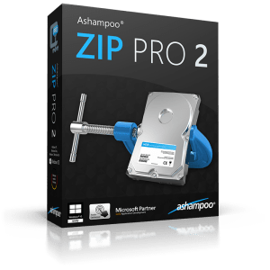 Ashampoo Zip Pro 2019 Activation Key
