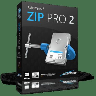 Ashampoo Zip Pro 2019 Activation Key