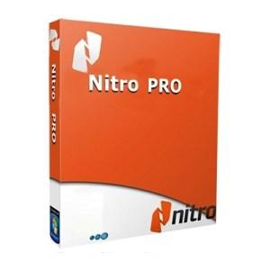 Nitro Pro Crack 12.17.0.584 Keygen Full Download
