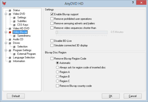 AnyDVD HD Crack 8.3.8.0 Keygen Full Download 2019