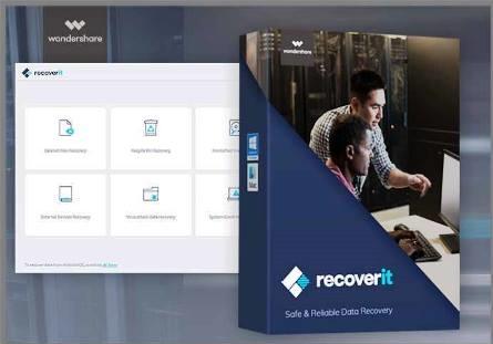 Wondershare Recoverit 7.3.1.16 Crack + Registration Code {Latest}