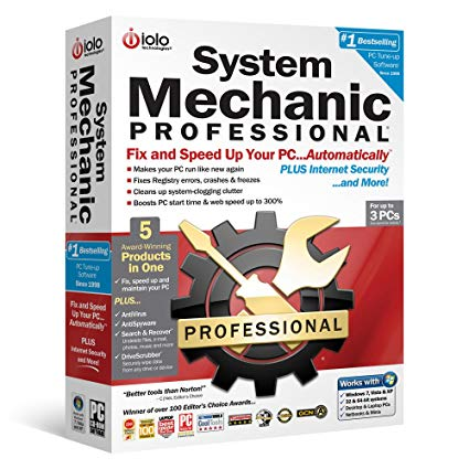 System Mechanic PRO 18 Crack With Activation Key {Latest}