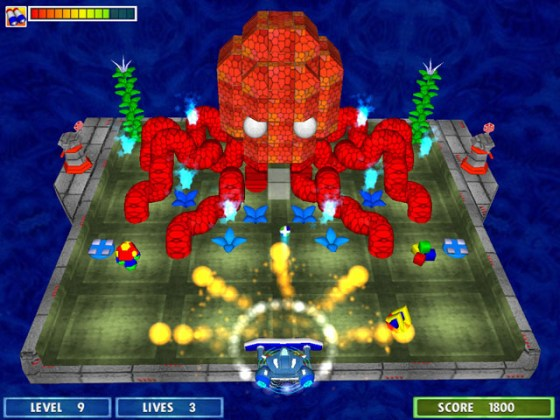 Strike Ball 2 Deluxe   game screenshot 2 Game screenshot     Strike Ball 2 Deluxe            2