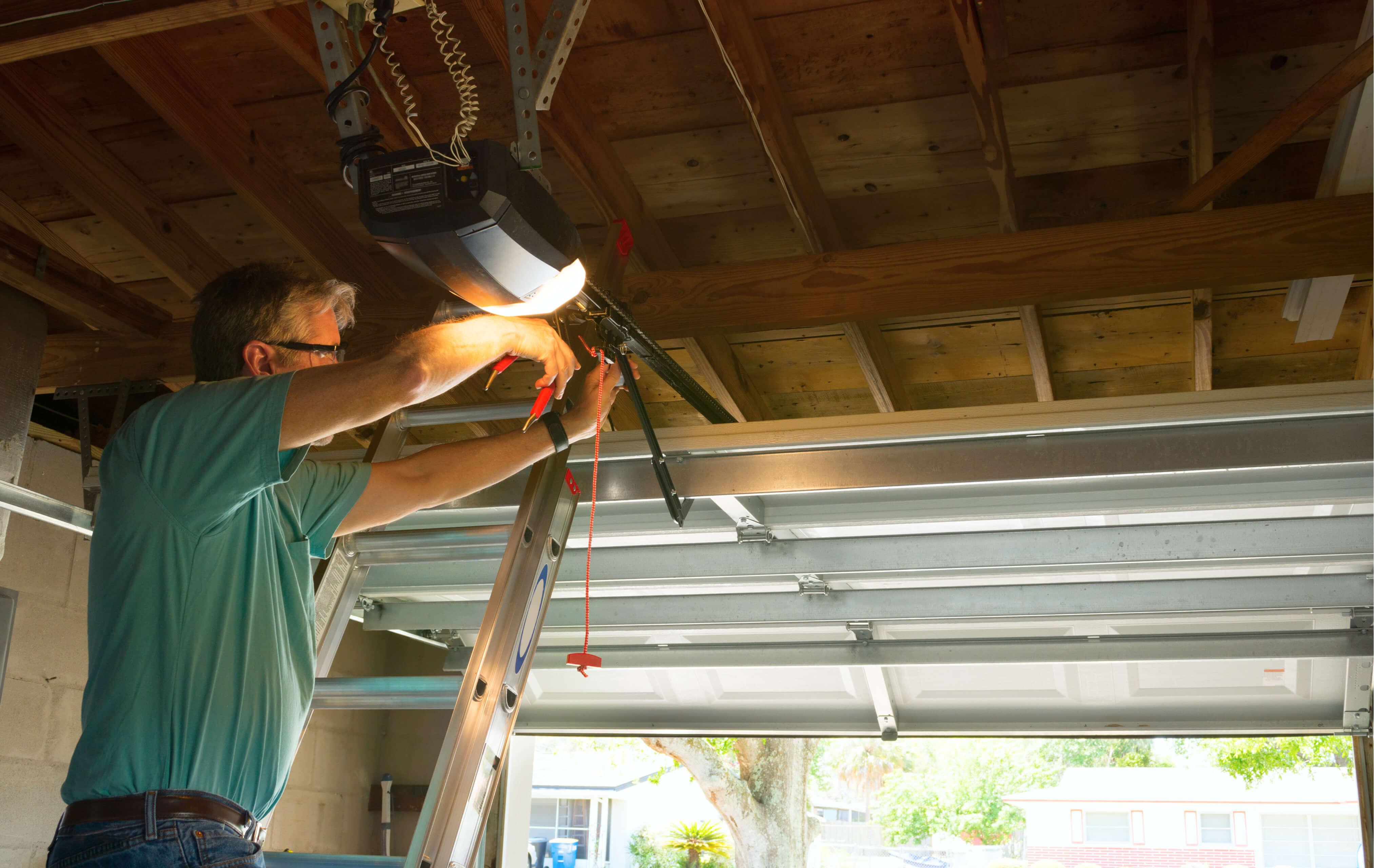 ppi openers fluidelectric menards chattanooga manhattan and single repair opener door costoors installation garage ks blog