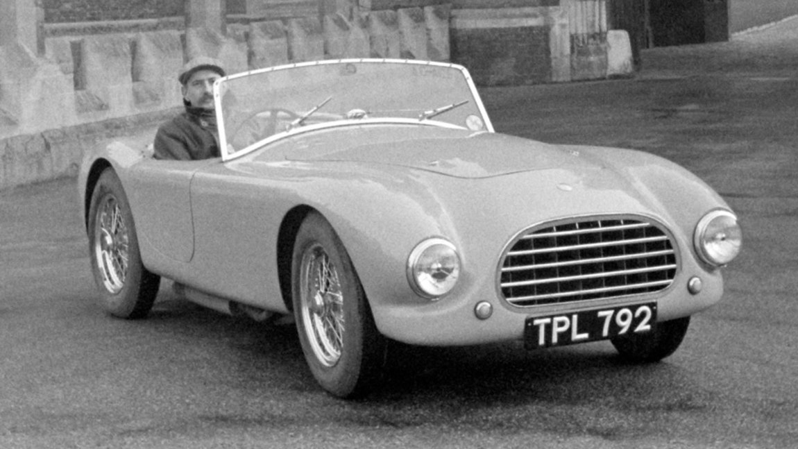 AC Ace Prototype Slow Sports Cars