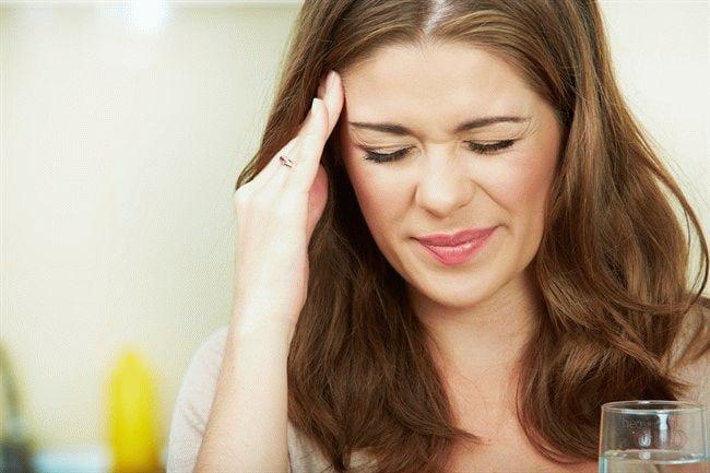 Слабость и головокружение причины у женщин после месячных — Головные боли
