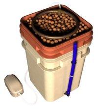 General Hydroponics Waterfarm Complete Hydroponic System Grow Kit