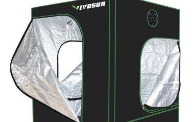 VivoSun Hydroponic Observation Window Grow Tent – Review