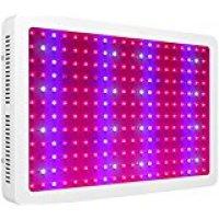 Morsen 2400W LED Grow Light 2 Dimmer