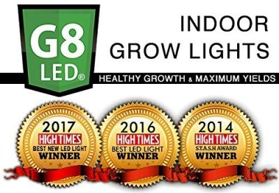 Award Winning G8LED Veg/Flower Review – G8 Mega Led