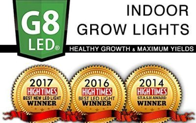 Award Winning G8LED Veg/Flower – LED Grow Lights Reviews