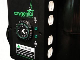 Oxygen Pot Systems 6 Bucket XL Ebb and Flow