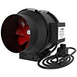 VIVOSUN 6 Inch 390 CFM Inline Duct Fan