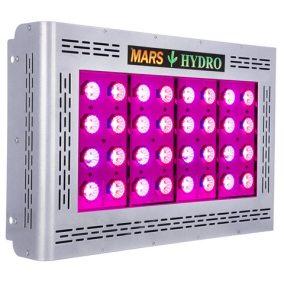 1-mars-pro-II-160-led-grow-light-hydro-full-spectrum-flowering-plant-growing-lamp-panel-0206