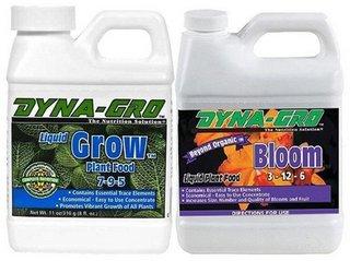 Dyna-Gro Liquid Grow & Liquid Bloom