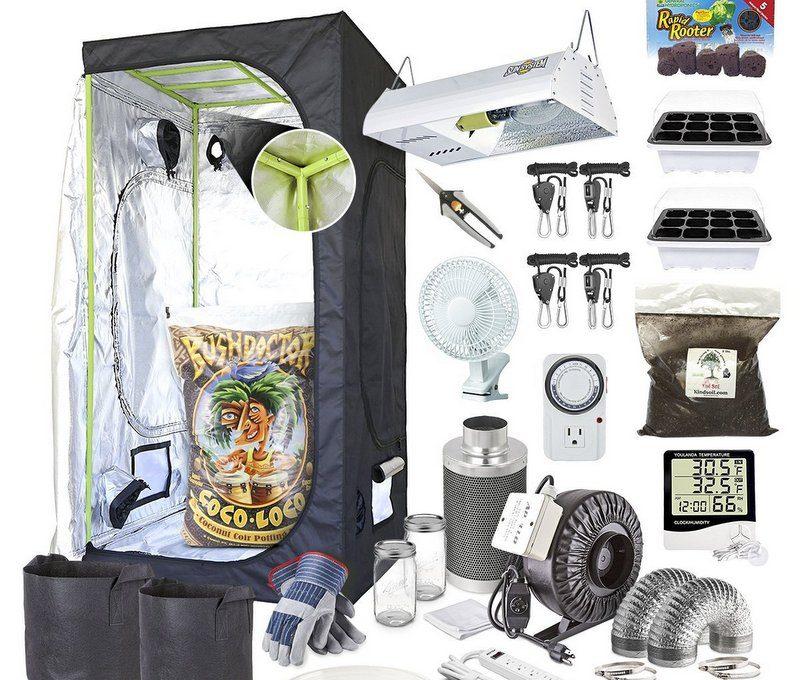 best hydroponic grow kit