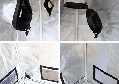 VIPARSPECTRA Grow Tent interior