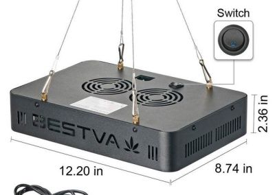BESTVA LED Grow Light parts