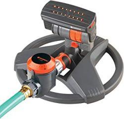 best lawn sprinkler for law water pressure
