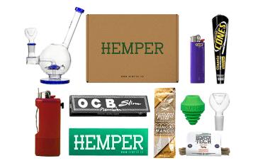 hemper smoker susbcription box