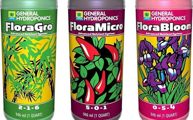 best nutrients for hydroponics