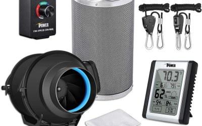 Top 6 Grow Tent Ventilation Kit Reviews | Grow Room Ventilation Setup