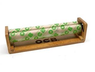 OCB Bamboo Cigarette Rolling Machine