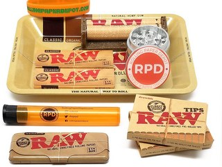 RAW 10 Items Kit