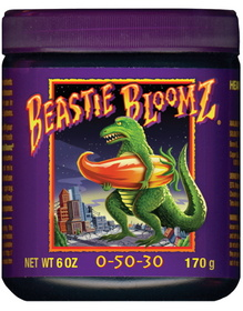 Beastie Bloomz Soluble Fertilizer