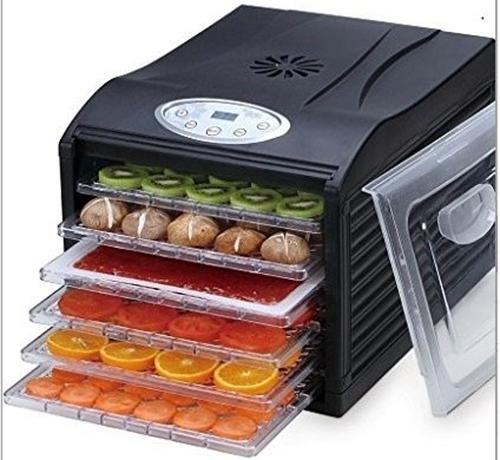 B00YVSOS50 - Top 10 best Digital Food Dryer & Dehydrator machine review uk