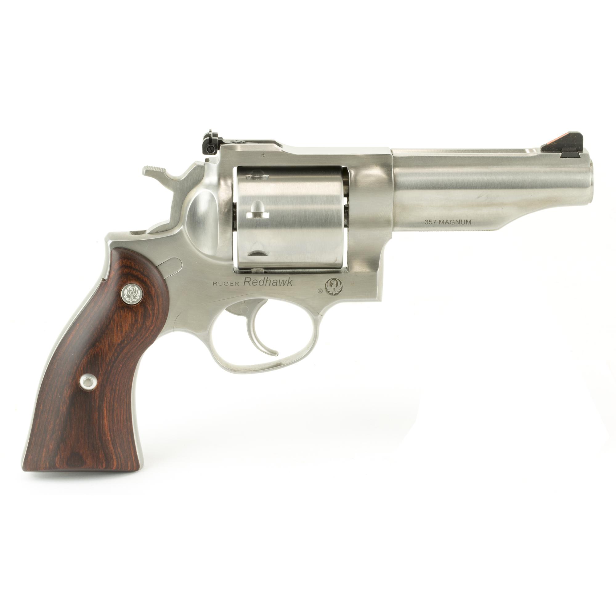 Ruger Redhawk 357 Mag 4 2
