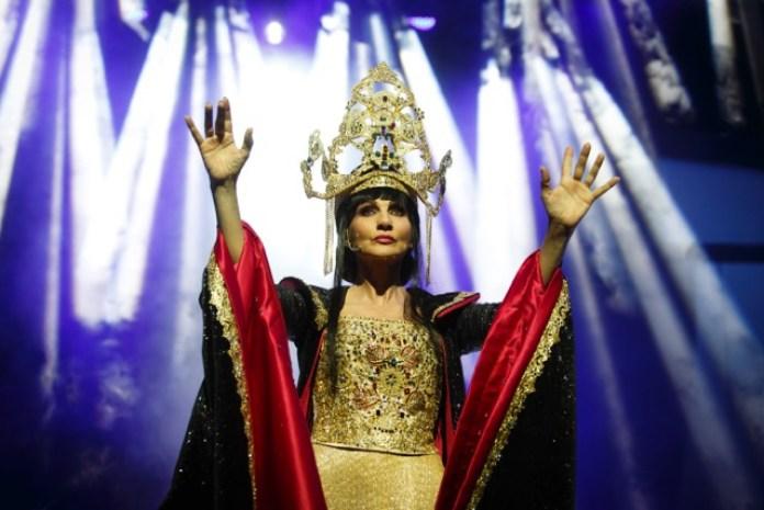 Regina di Ghiaccio - Lorella Cuccarini