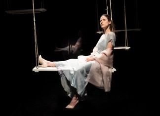 La signorina Else di Schnitzler regia Alberto Oliva nella foto Federica Sandrini Foto di Marco Ghidelli