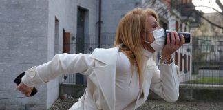 Il sogno canta su una corda sola, foto6_In foto Gilberta Crispino - Ph Chiara Marigliano