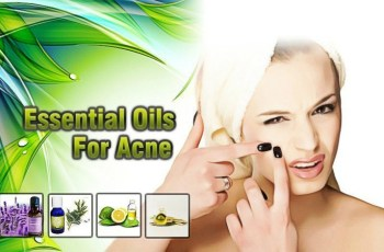 Essential Oils For Pimples And Blackheads