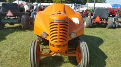 Orchard Tractor