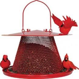 Perky-Pet C00322 Red Cardinal Bird Feeder