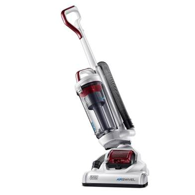 Ultra Light Weight Black & Decker BDASP103 Lightweight Upright Cleaner