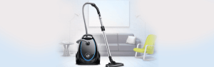 Self-Propelled Vacuum Cleaners