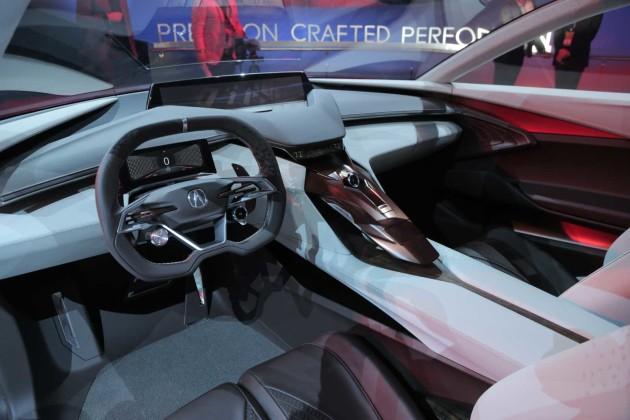 2017 Acura Precision Concept Review Honda Reviews 2019 2020