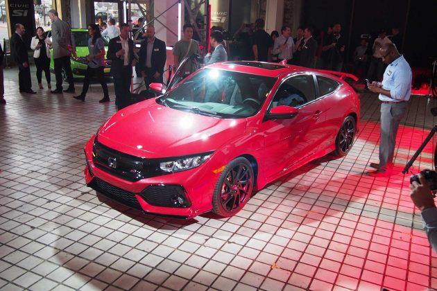 2017 Honda Civic Si Specs Changes Price Release Date Sedan
