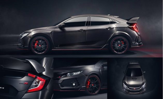 2018 Honda Civic Type R Specs Price Sedan Release Date USA