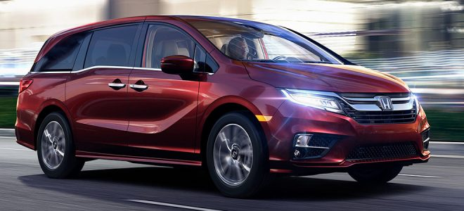 2019 Honda Odyssey Release Price Date Changes Hybrid