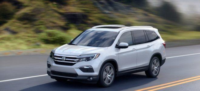 2019 Honda Pilot Changes Interior Redesign Release Date Spy