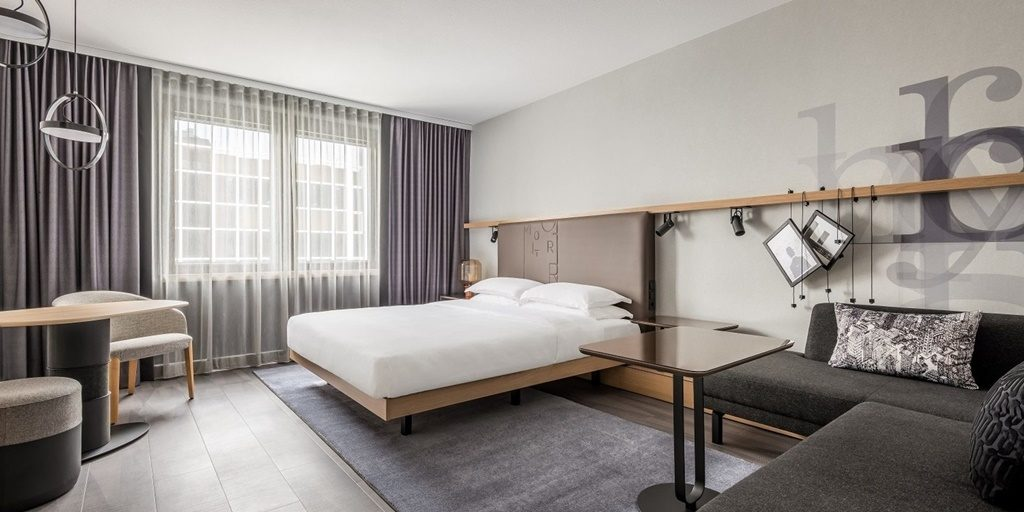 Marriott and Sheraton to share a roof at Frankfurt Airport [Infographic]