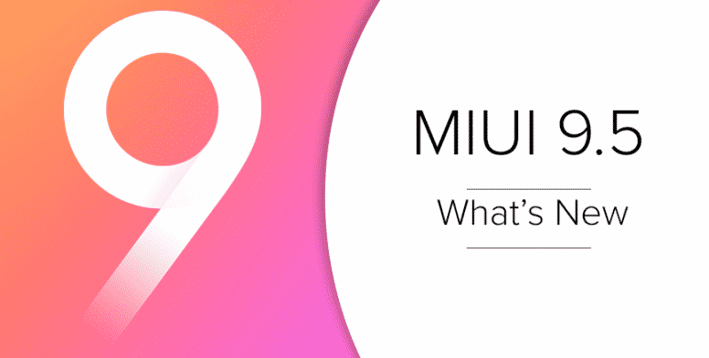 MIUI 9.5 Update for Redmi note 5 Now Rolling Out in India