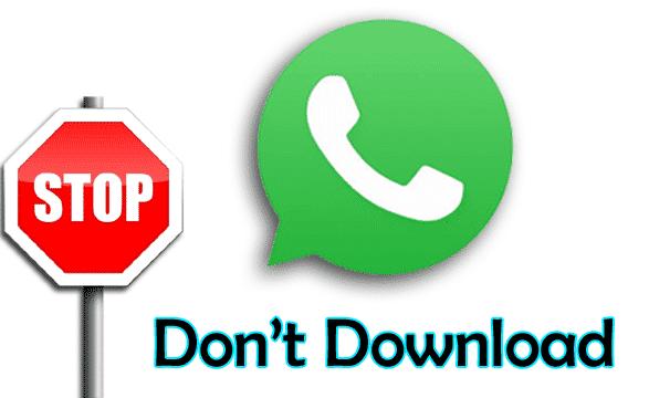 वाट्सएप डाउनलोड करना है? जरा सावधान! - WhatsApp Download