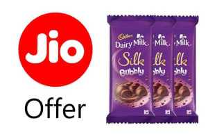 Jio Dairy Milk Cadbury Offer in Hindi