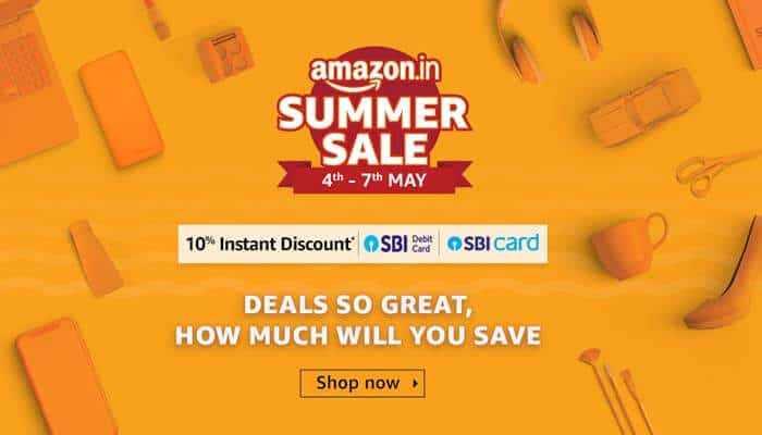 Appliances deals, amazon Quiz 5 May 2019