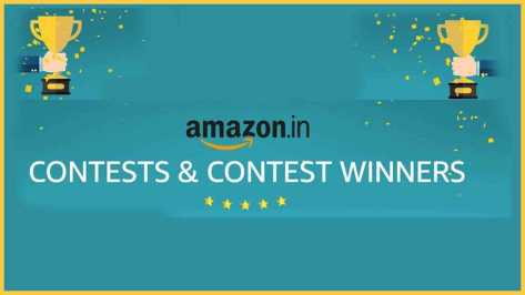 Amazon Quiz Winners List Announcement - June 2019